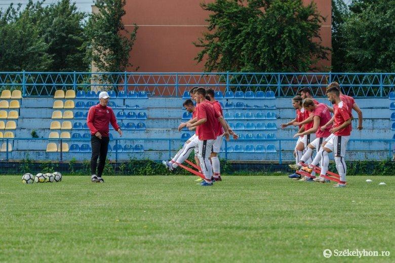 Hétvégén bemutatkozik a labdarúgó 2. Ligában az FK Csíkszereda