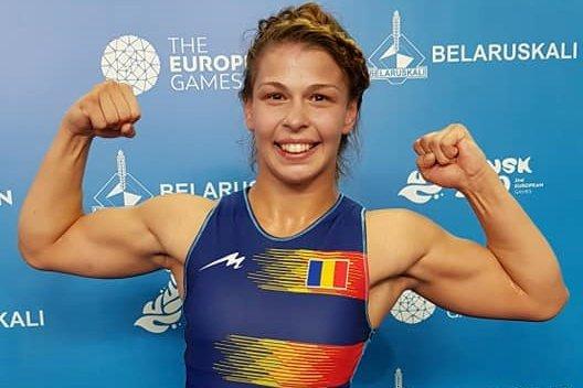 Incze Kriszta bronzérmes Minszkben