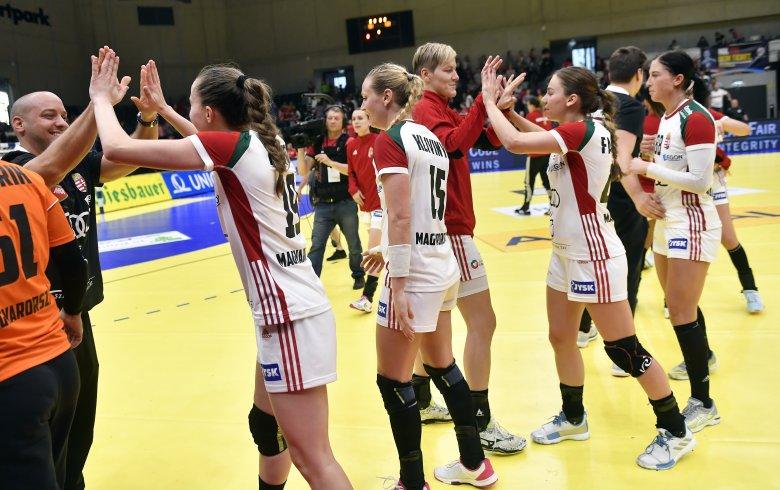 Magyar–román csoportmeccs lesz a női kézivébén