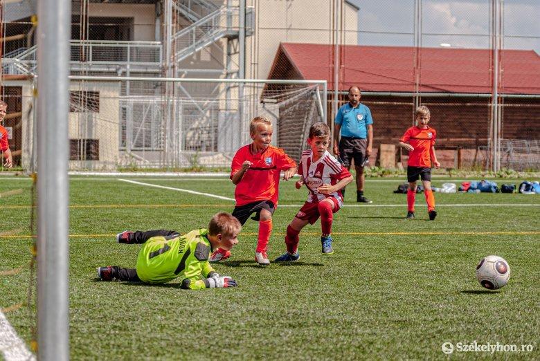 A székely-magyar focitorna első eredményei