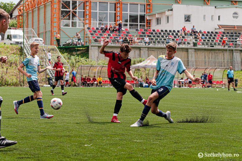 Csak egy döntetlen volt eddig a székely–magyar focitornán