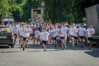 Boda Gergő nyerte az olimpia napi futóversenyt