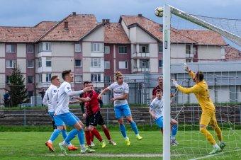 Nagyon megküzdött a három pontért az FK Csíkszereda