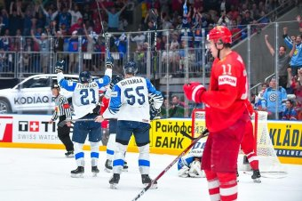 Kanadai–finn döntő lesz a hokivébén