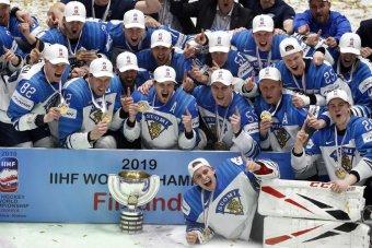Finnország nyerte a jégkorong-világbajnokságot