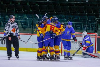 Ljubljanai tornán szerepel a romániai jégkorong-válogatott
