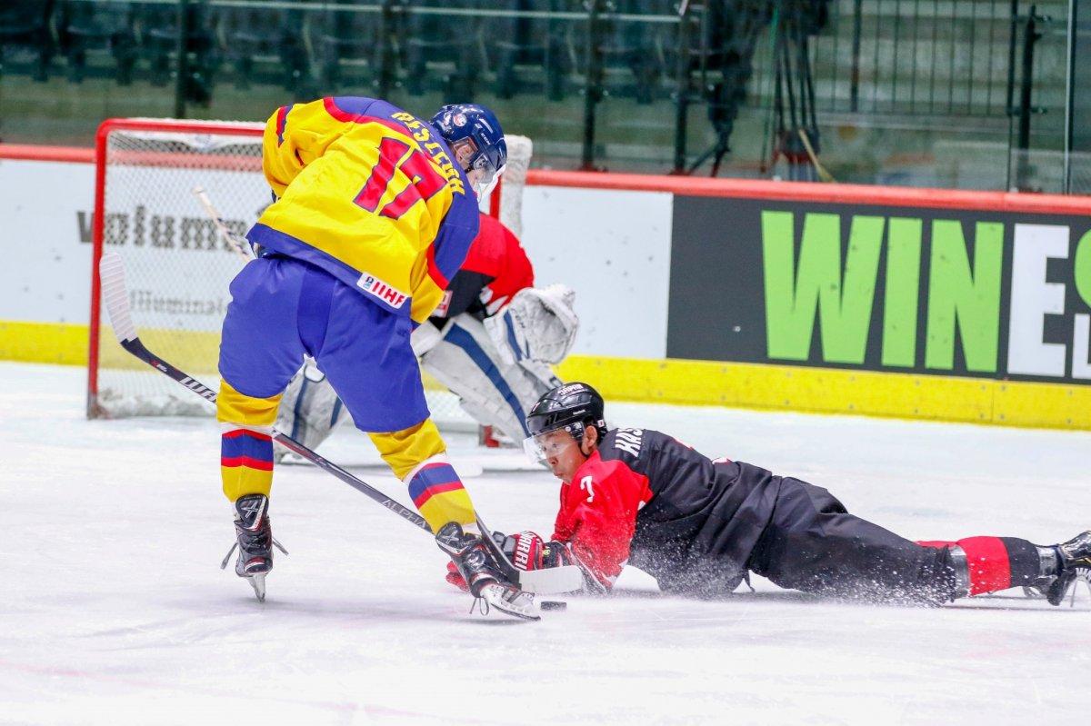 A székelyek nyerték meg Romániának a Japán elleni jégkorongmérkőzést