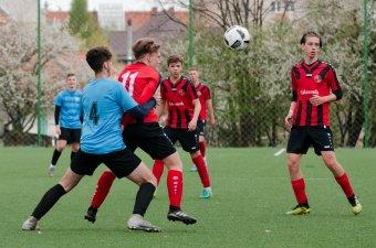 Bravúr: elődöntőbe jutott az FK Csíkszereda U17-es együttese