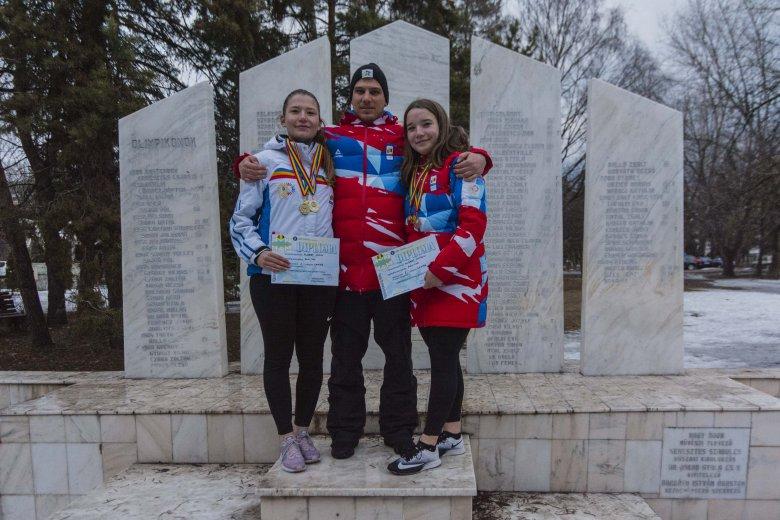 Székelyföldiek uralták a short track-bajnokságot