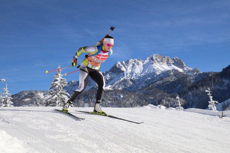 Hét székely biatlonista a tiroli világbajnokságon