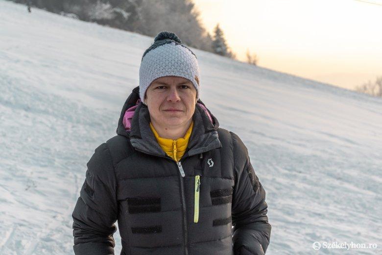 """""""Emelt fővel álltam tovább"""" – Interjú Miklós Edittel, a Magyar Síszövetség leváltott elnökével"""