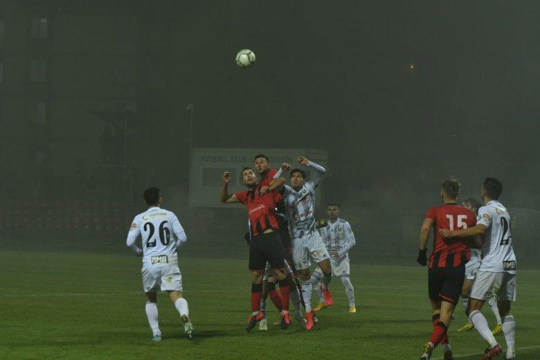 Kikapott a kiesőjelölttől a Kolozsvári U, az FK mögött maradt