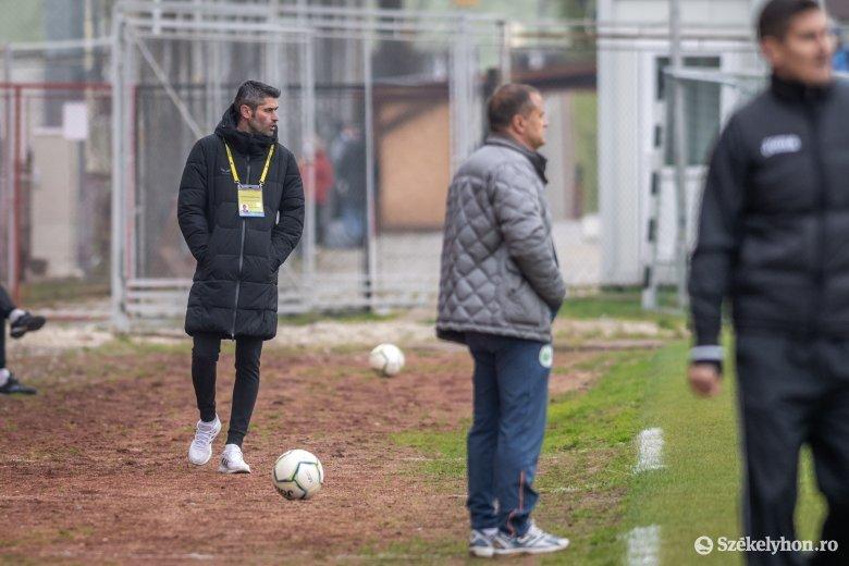 Keserű szájízzel jön haza az FK Zsilvásárhelyről – videó
