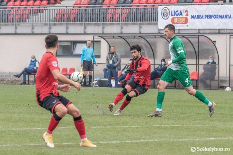 A védekezés lesz a kulcs az FK Csíkszereda összecsapásán