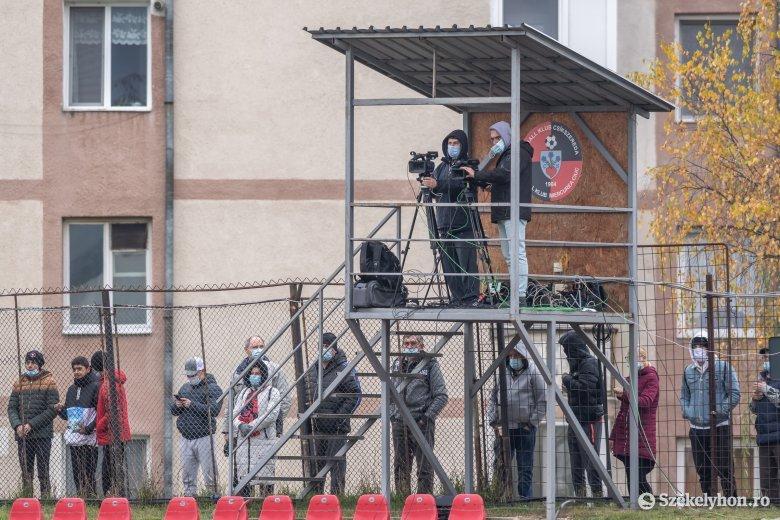 Képernyőn az FK Csíkszereda és a Sepsi OSK is