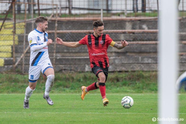 Emberhátrányban pontot gyűjtött az FK Csíkszereda