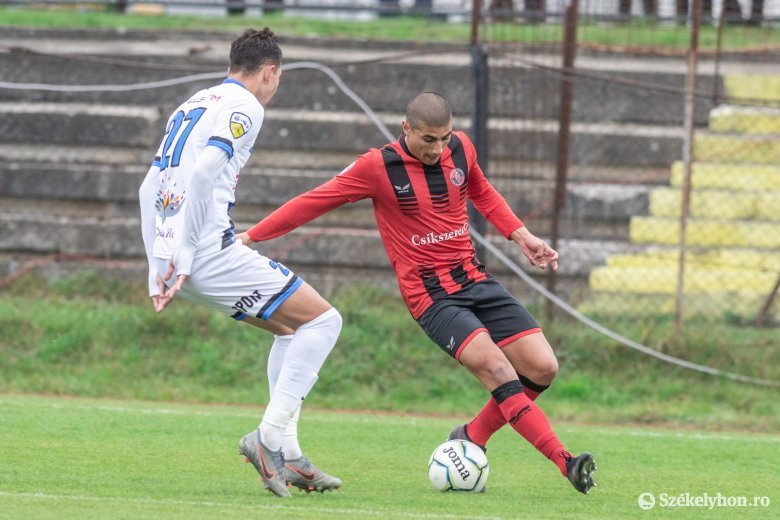 Videó: így verte el a Rapidot az FK Csíkszereda