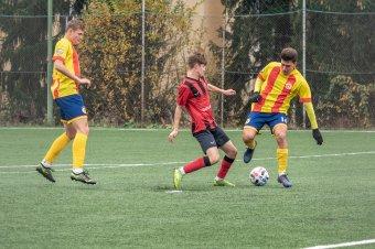 Nem botlottak az FK ificsapatai, legyőzték a Ripensiát