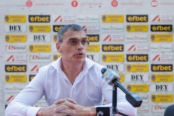 Aradon vigyáznak a magyar vonalra – Beszélgetés az UTA futballcsapatát újraélesztő Mészár Sándorral