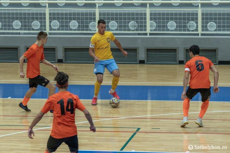 Elsőként az FK Székelyudvarhely jutott a döntőbe