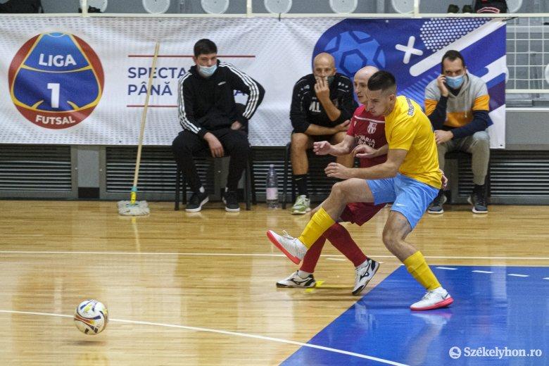 A végét nem bírta a fiatal FK Székelyudvarhely