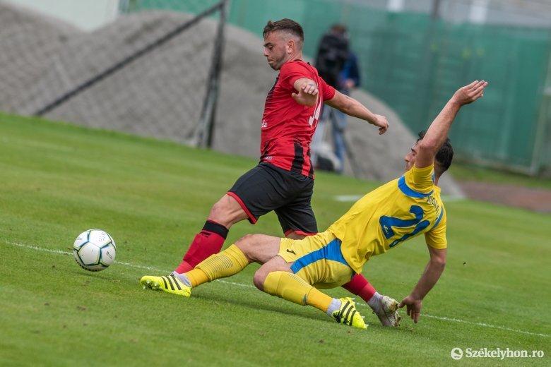 Az FK Csíkszeredából erősített az SZFC