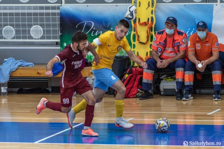 Két székely csapat a futsal-kupaelődöntőben