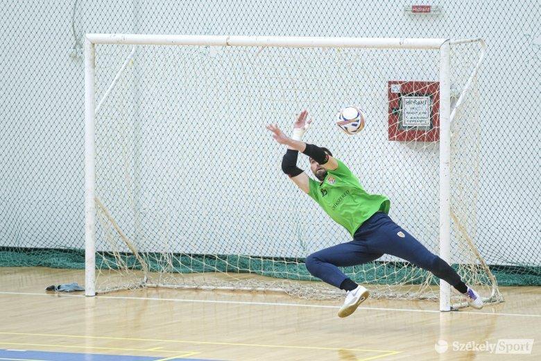 Futsal 2. Liga: lépéselőnyben Gyergyóremete