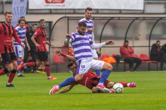 Új éllovas a 2. Ligában, további két helyet csúszott vissza az FK Csíkszereda