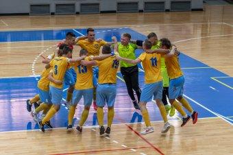 Mese a kupagyőzelemről: csodát élt át a Futsal Klub Székelyudvarhely