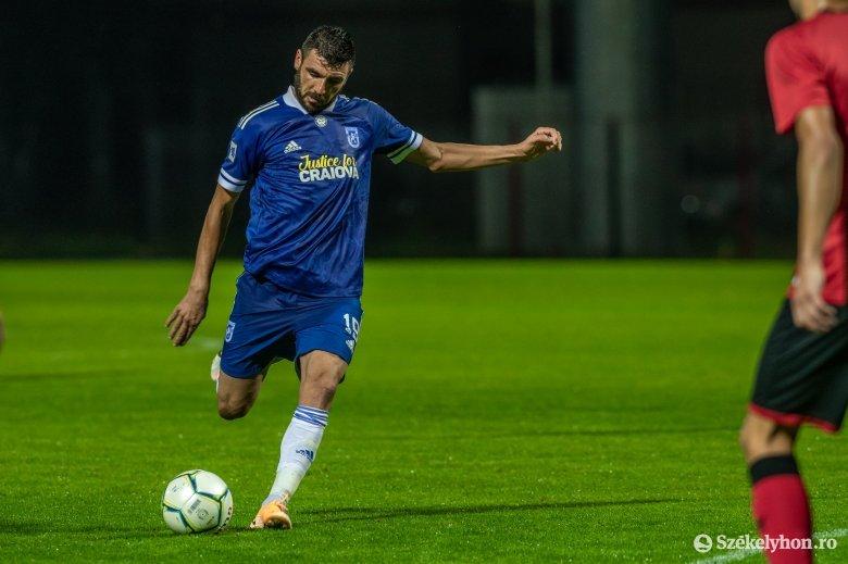 Az FC U Craiova telel a 2. Liga élén
