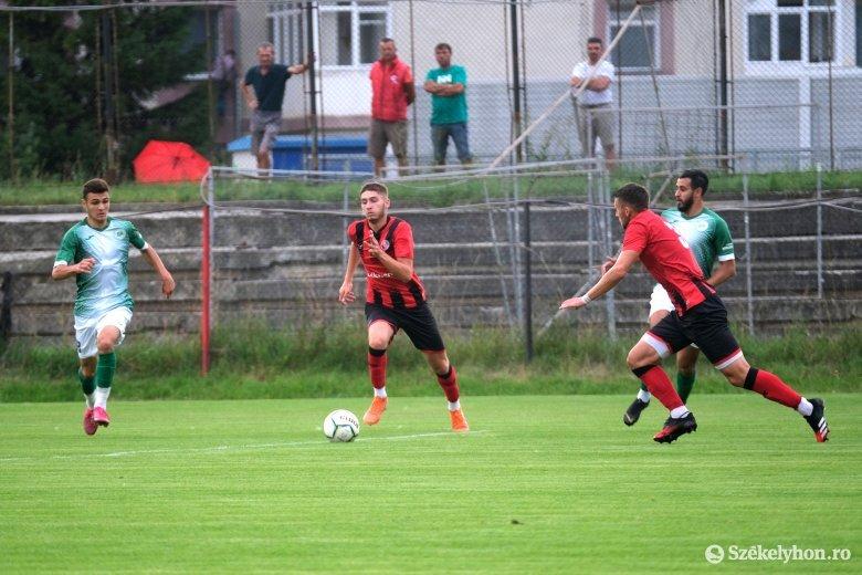 Hasznos meccset játszott az FK Csíkszereda a Concordiával