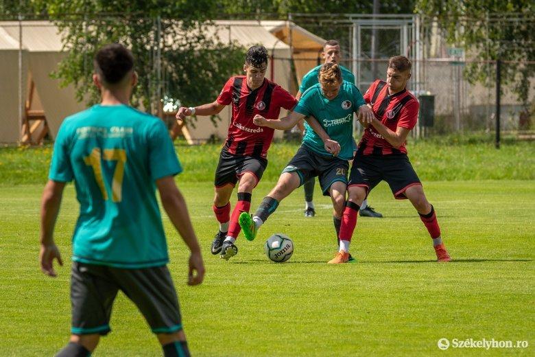 Fordulatos edzőmeccs az FK és az SZFC között