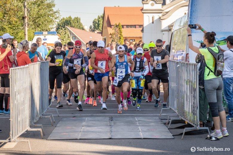Népes részvétel a Tusnád Ásványvíz Székely maratonon