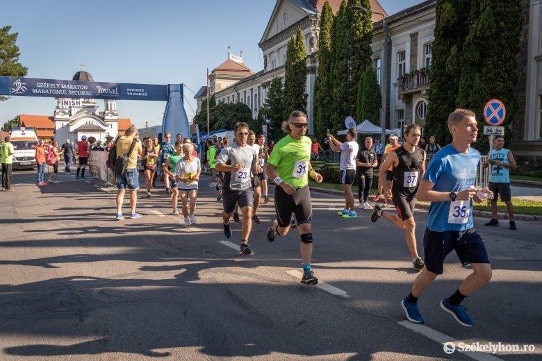 Népes részvétel a Tusnád maratonon
