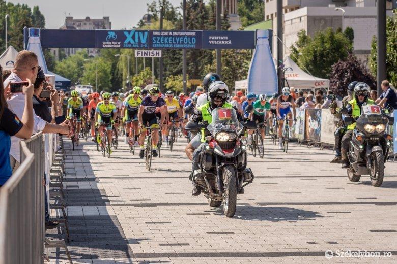 Székely körverseny: Cvetkov volt a legjobb a hegyi időfutamon
