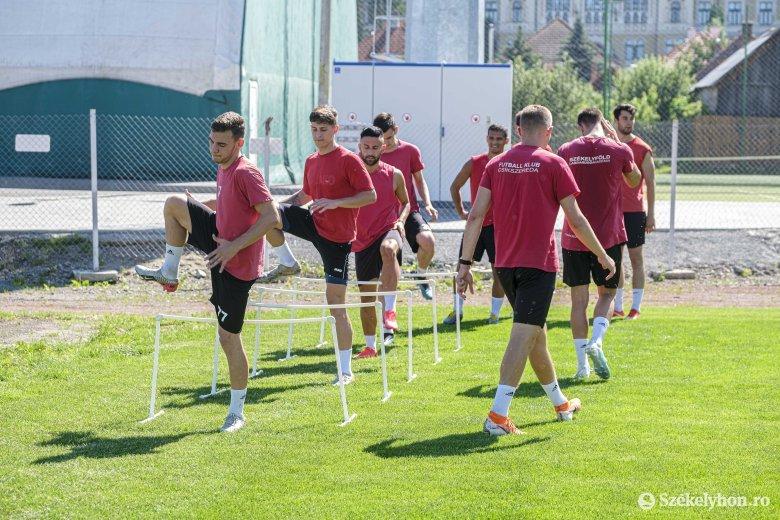 Nekivágtak, nyolchetes alapozást tervez az FK Csíkszereda