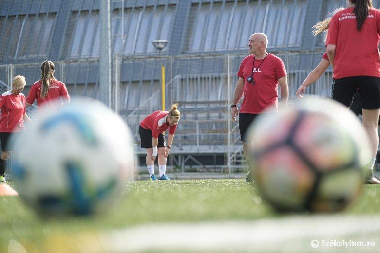 A másodosztályban folytathatja a csíkszeredai női focicsapat