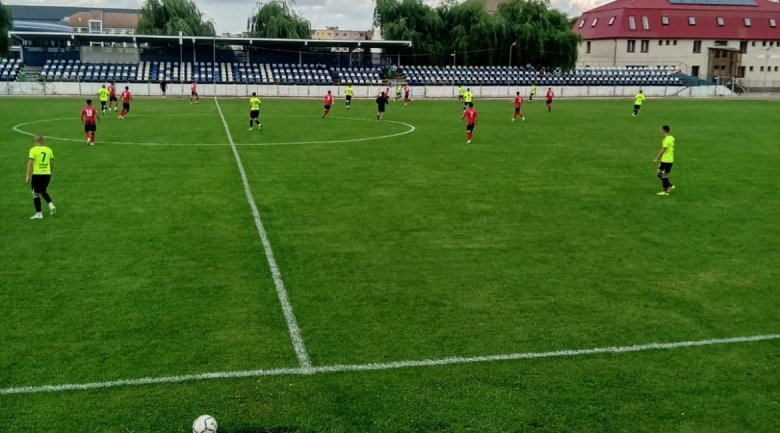 Újabb edzőmeccset játszott az FK Csíkszereda