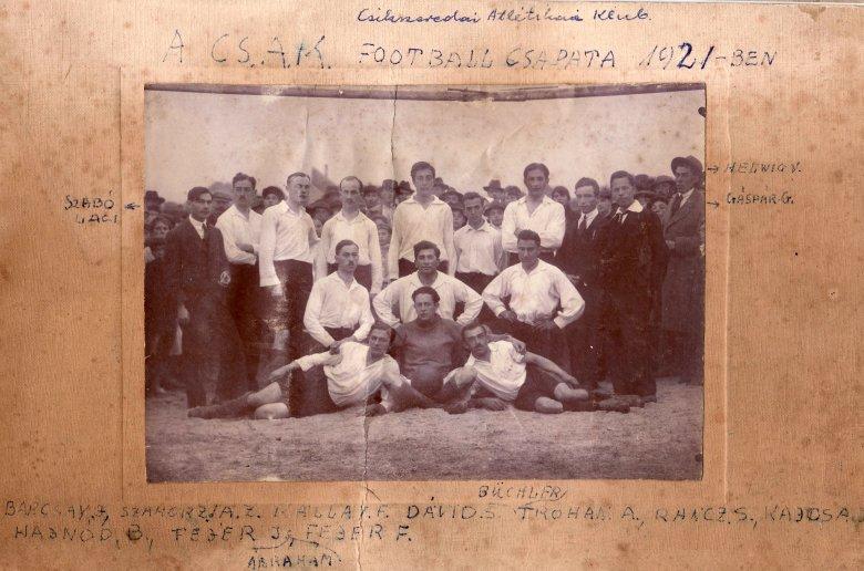 Száz éve Csíkszeredában futballra és atlétikára készültek
