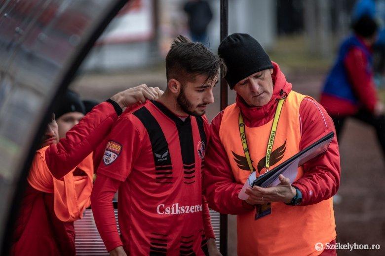 Egyéni edzésprogramot követnek az FK Csíkszereda labdarúgói