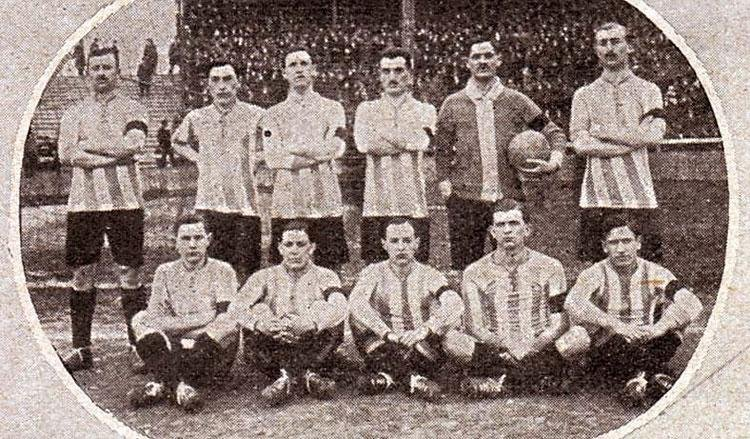 Amikor a spanyolnátha miatt maradtak el futballmeccsek
