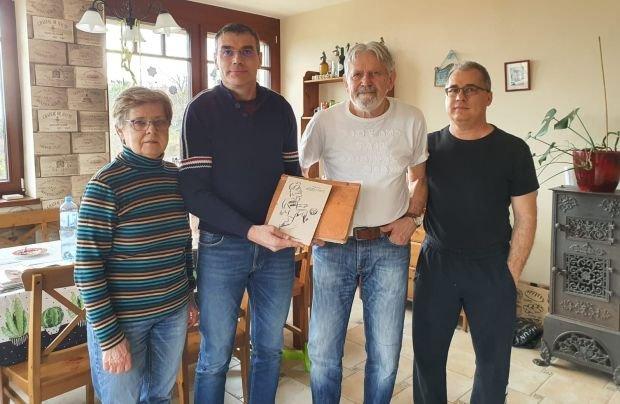 Visszatért Erdélybe a Pecsovszky-hagyaték egy része