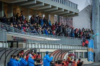 Közel 400 néző lehet jelen az FK Csíkszereda utolsó meccsén