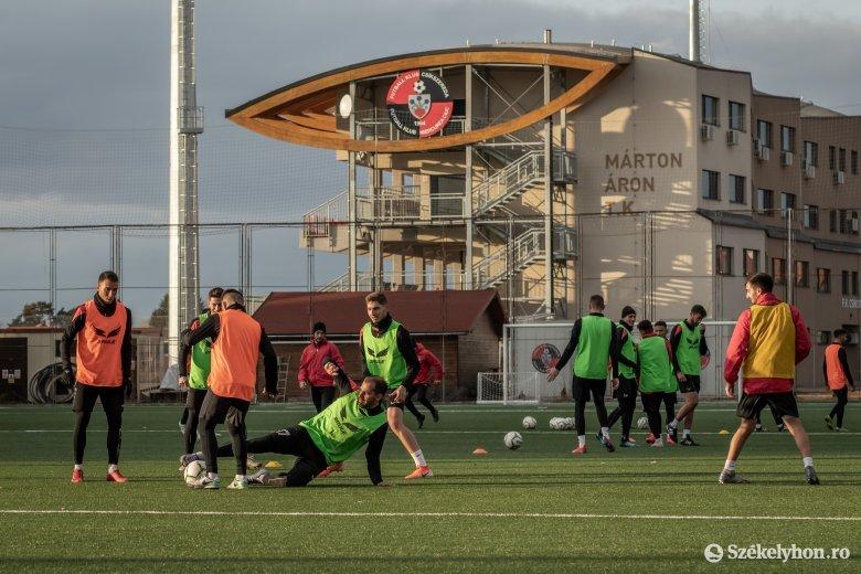 Az éllovast fogadja az FK Csíkszereda