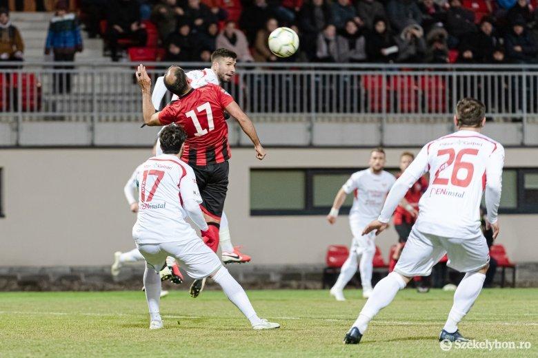 """Valentin Suciu: """"fel kell ébredni, ez már nem a ciprusi edzőtábor"""""""