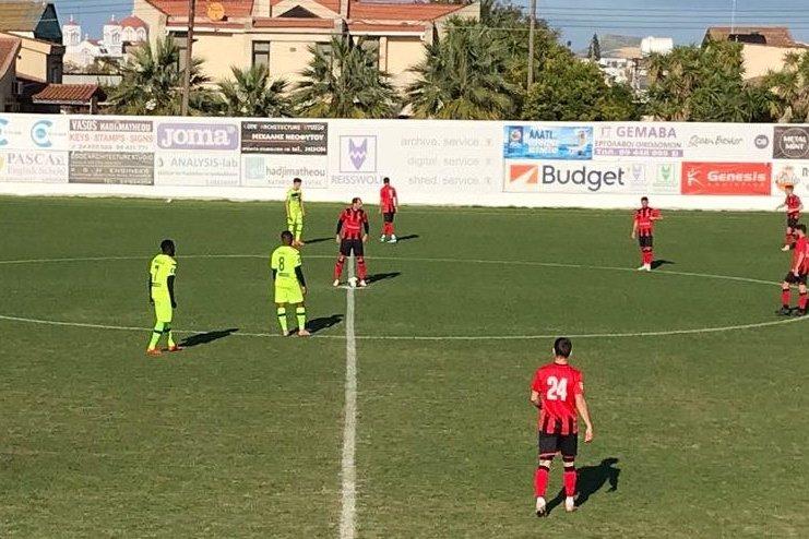 Újabb meccset nyert Cipruson az FK Csíkszereda