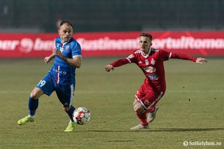 Koronavírusos az FC Botoșani csapatkapitánya