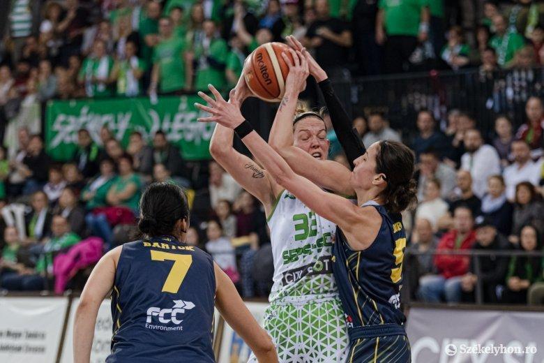A Sepsi-SIC arra számít, hogy kihirdetik a női kosárbajnokság győztesének