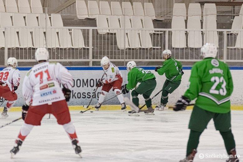 A romániai hokibajnokságot is felfüggesztették